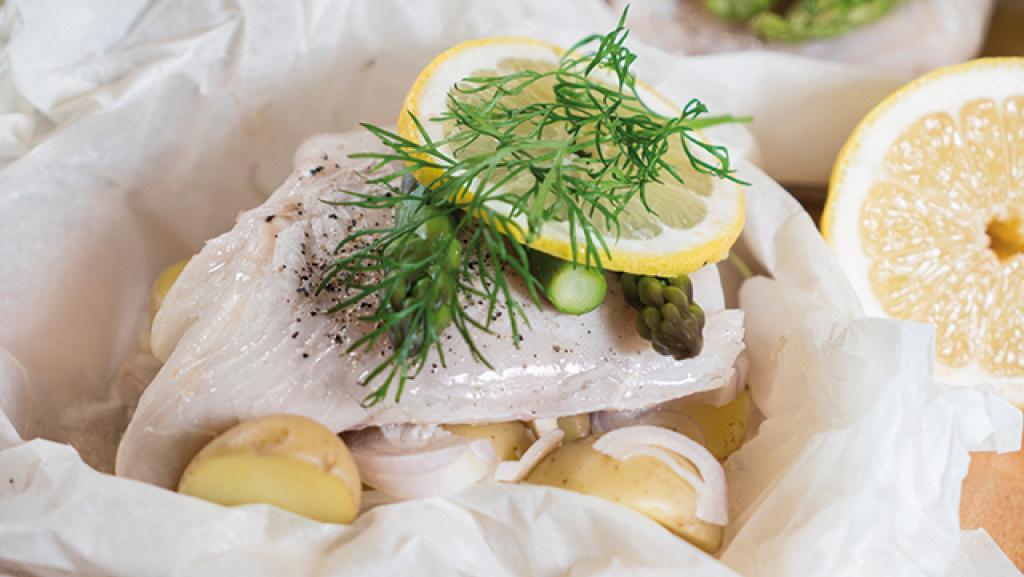 Fisk i paket